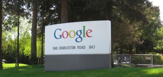 Google HQ, nothing changed here