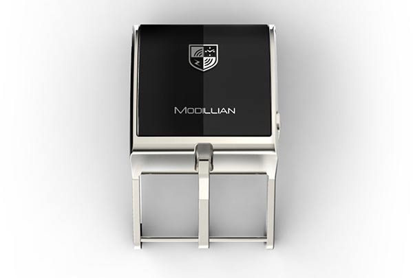 Modillian Bluetooth buckle