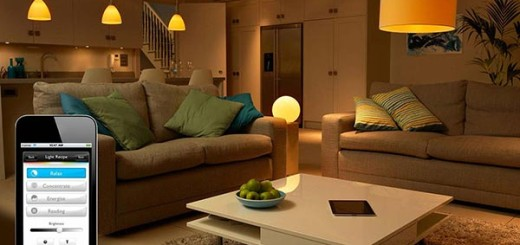 Home automation lighting control