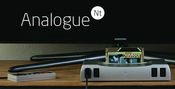 Analogue Nt console