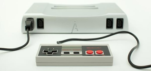 Analogue Nt with controller