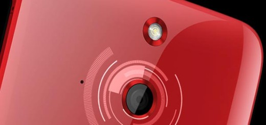 HTC One E8 - not a dual-lens UltraPixel camera