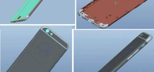 Apple iPhone 6 renders sourced from Foxconn