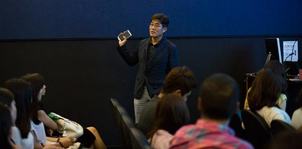 Chang Dong-hoon talks mobile design