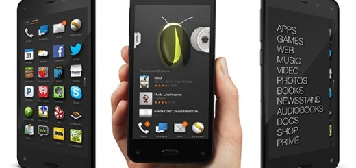 Amazon Fire UI showing Firefly