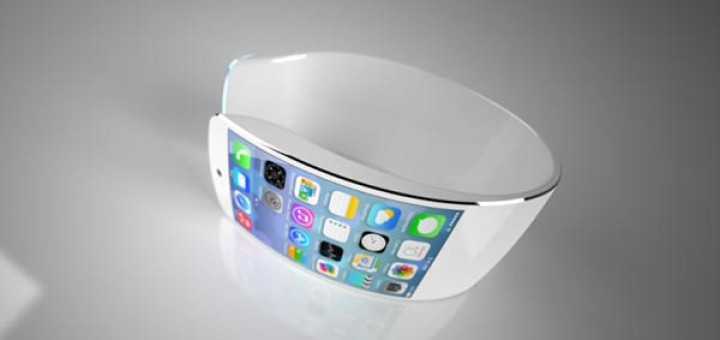 Apple iWatch concept design by Ciccarese
