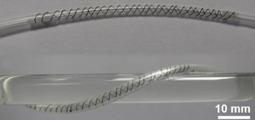 The flexible yarn-like battery