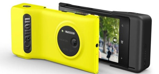 Canon imaging technology in a Lumia smartphone?