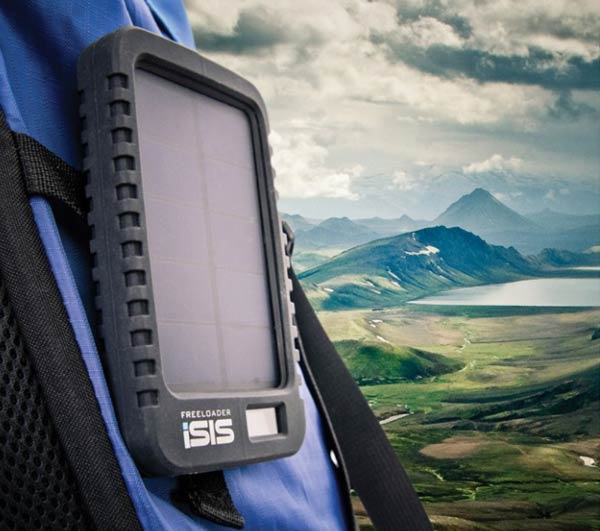 FreeLoader iSIS Solar Charger