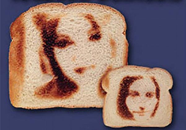 More toast selfies