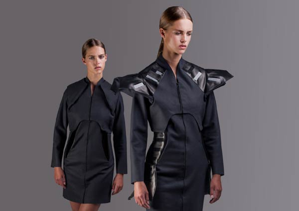 Pauline van Dongen Wearable Solar