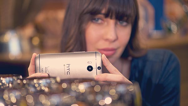 HTC M8 Windows Phone uses the HTC Ultrapixel camera