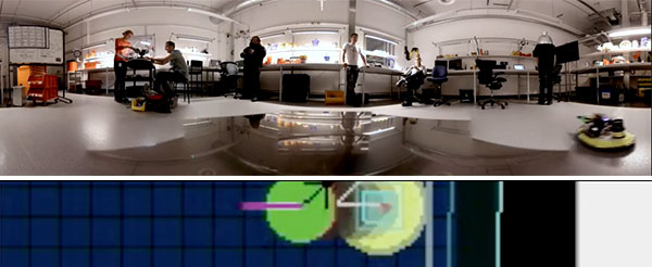 Telling glimpses from the Dyson teaser video