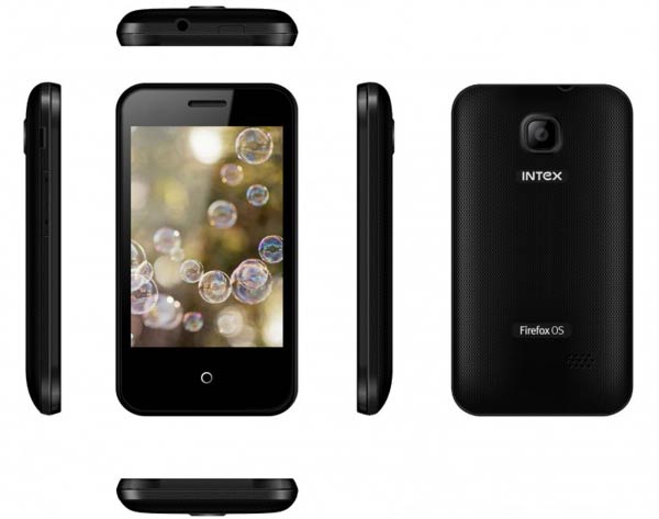 Mozilla Intex Cloud FX Smartphone
