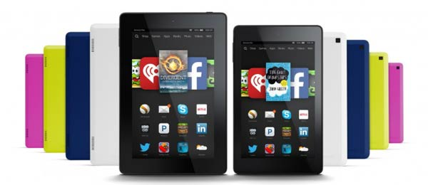 The Fire HD 7 & Fire HD 6