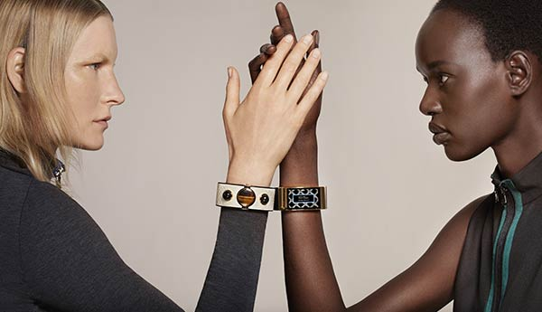 Intel MICA smart wearables being modelled