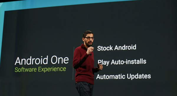 Key features of Android One