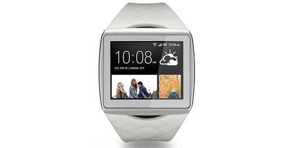 HTC smartwatch based on the Qaulcomm Toq design