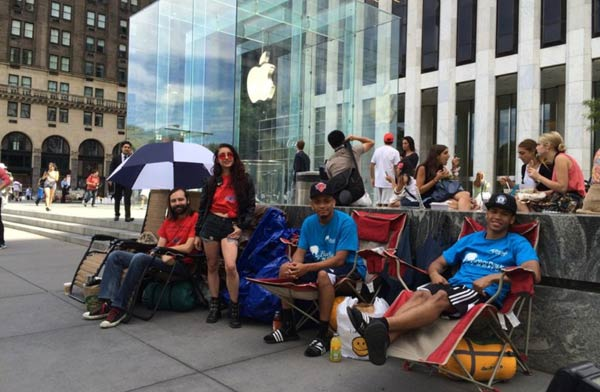 Apple Fans NYC