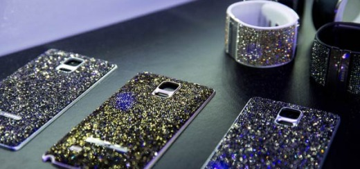 Swarovski for Samsung Collection