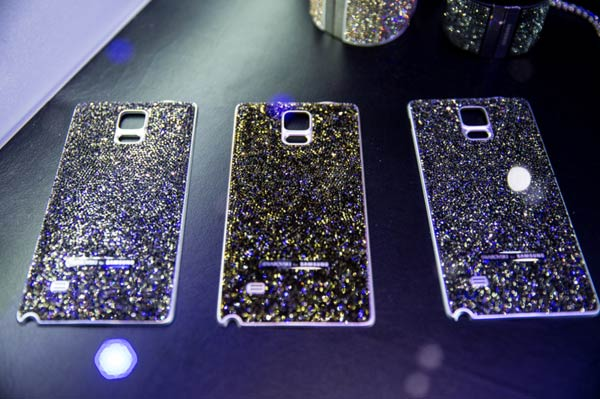 Swarovski for Samsung Collection Note 4 Covers