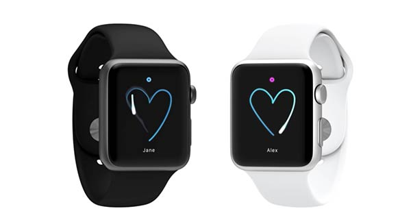 Apple Watch Valentine's Day launch