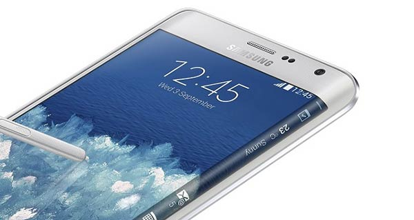 Samsung Galaxy Note Edge profile