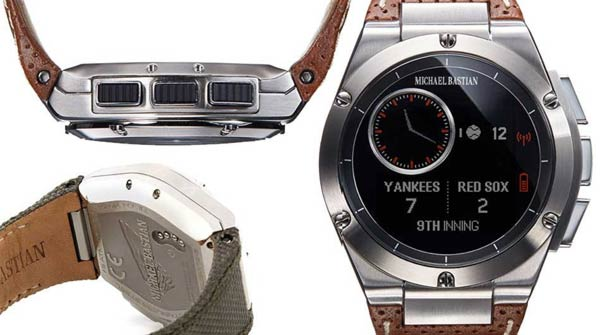 MB Chronowing Smartwatch