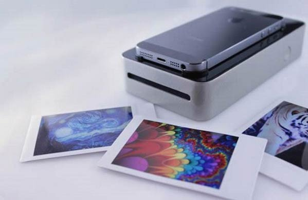 SnapJet Polariod Instant Film Printer