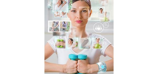 Toshiba wearables