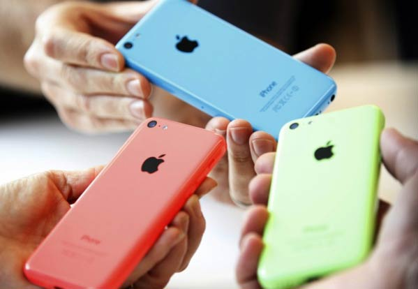 Apple iPhone-5C