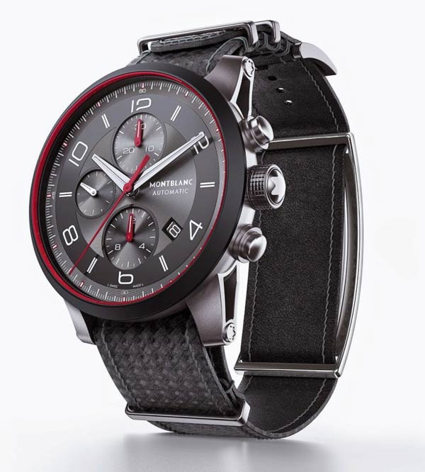 Montblanc Ttimewalker Urban Speed e-Strap