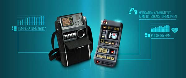 Can any company build a practical, fully functional, Star Trek Tricorder?