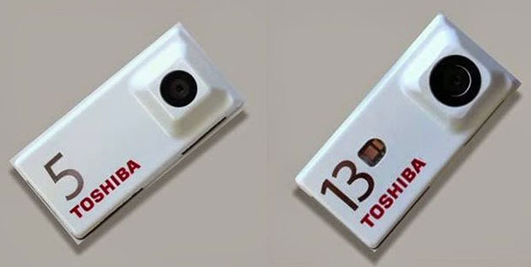 Toshiba camera modules for Project Ara smartphone